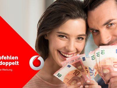 Vodafone Print-Campaign